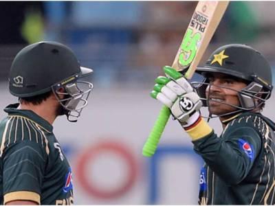 ون ڈے سیریز : پاکستان نے نیوزی لینڈ کو تین وکٹوں سے شکست دیدی