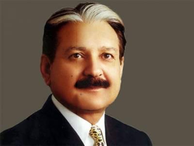 جسٹس (ر) سردار رضا کا بطور چیف الیکشن کمشنر تقرر اسلام آباد ہائیکورٹ میں چیلنج