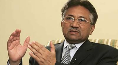 مشرف غداری کیس: زاہد حامد کو شریک ملزم بنانے کیخلاف درخواست پر اٹارنی جنرل کو نوٹس