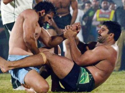 بھارت کبڈی ورلڈ کپ جیت گیا: دھاندلی ہوئی امپائر نے شکایت سنی نہ پانی پینے دیا: پاکستانی کپتان
