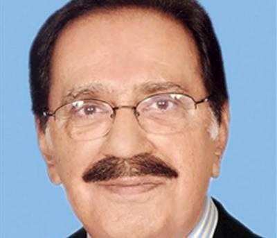 پرویز مشرف سندھ حکومت گرانے کی پوزیشن میں نہیں: امین فہیم