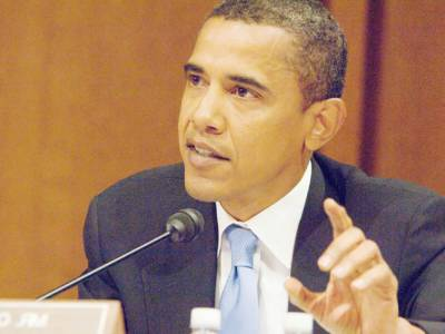 افغانستان میں نیٹو مشن کی تکمیل تاریخی سنگ میل ہے: صدر اوباما