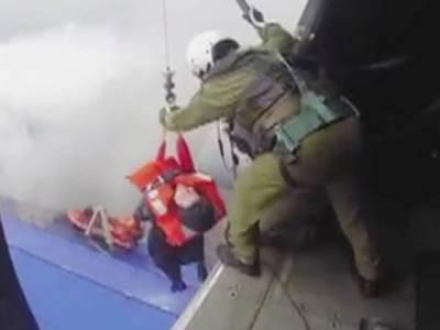 یونان: امدادی آپریشن ختم کشتی کے 8 مسافر ہلاک، 400 کو بچا لیا گیا