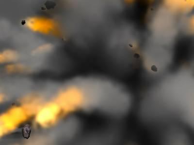 مہمند ایجنسی: فورسز کی گاڑی کے قریب بارودی سرنگ کا دھماکہ، 3 اہلکار زخمی