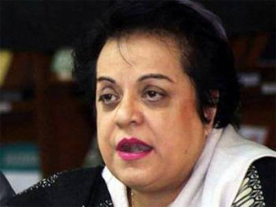 تحریک انصاف نے فوجی عدالتوں کی مخالفت نہیں کی: شیریں مزاری
