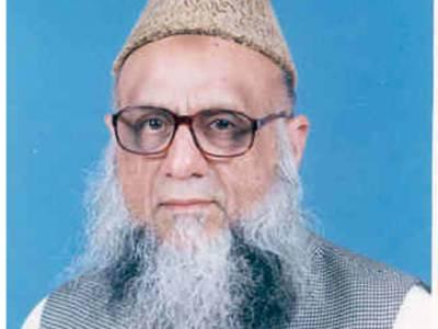 فوجی عدالتیں ، ساجد میر نے بھی فضل الرحمن کے موقف کی تائید کر دی