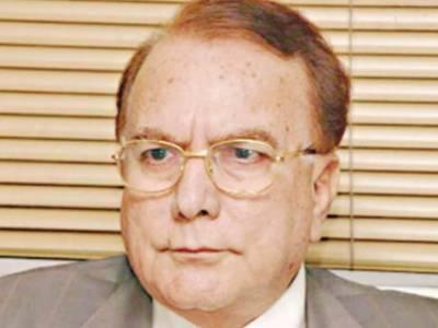 حکومت جوڈیشل کمشن سے متعلق پی ٹی آئی کا مطالبہ تسلیم کرے : منظور وٹو