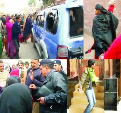 فیصل آباد: میاں بیوی نے وحشیانہ تشدد کرکے 10 سالہ گھریلو ملازمہ قتل کر دی