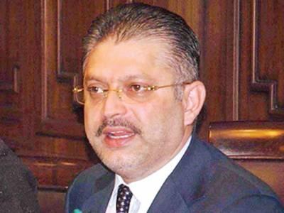 سندھ اسمبلی: اپوزیشن لیڈر کا شرجیل میمن پر ٹی ایم او سے مہنگے سوٹ اور گاڑی کیلئے رشوت مانگنے کا الزام، تلخ جملوں کا تبادلہ
