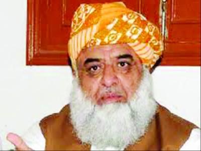 مدارس کے ساتھ معاہدوں کی پابندی نہ کی گئی تو جیل بھرو تحریک چلائینگے: فضل الرحمن