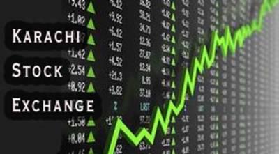 کراچی اسٹاک مارکیٹ میں محدود تیزی، سرمایہ کاری میں 11 ارب سے زائد اضافہ: کے ایس ای 100 انڈیکس 34400 کی نفسیاتی حد پر بحال