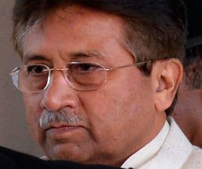 مشرف کو سعودی عرب جانے کی اجازت دینے سے انکار' عدالت سے رجوع کریں : وزارت داخلہ