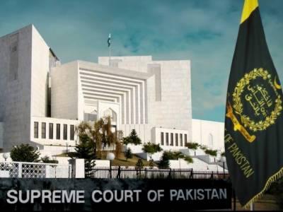 فوجی عدالتوں کا قیام روکنے کی عبوری حکم کی استدعا سپریم کورٹ نے خارج نہیں کی' صدر لاہور ہائیکورٹ بار و دیگر