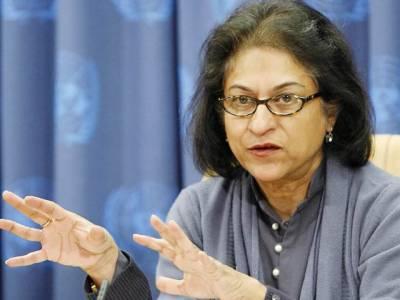 ملٹری کورٹس کی صورت میں منی مارشل لا لگا دیا گیا: عاصمہ جہانگیر