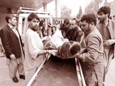 افغانستان: جنازے پر خودکش دھماکہ' طالبان سے جھڑپ' 34 افراد ہلاک