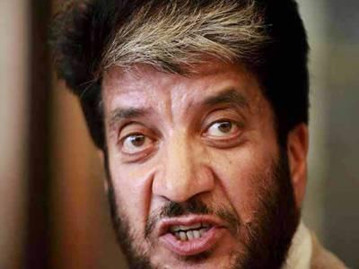 مقبوضہ کشمیر: شبیر شاہ سمیت متعدد حریت رہنما نظر بند' سینکڑوں اراضی پر بھارتی قبضے کیخلاف مظاہرہ