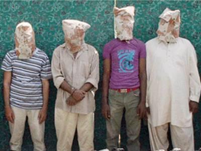 سنگین وارداتوں میں ملوث گروہ کا سرغنہ 3 ساتھیوں سمیت گرفتار