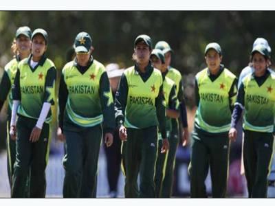 جنوبی افریقہ کیخلاف ٹیم کیلئے ٹرائل میچز کی خواتین کھلاڑیوں کا اعلان