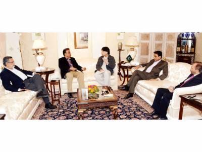 متحدہ کے وفد کی نثار سے ملاقات، سندھ حکومت کی شکایتیں، سینٹ الیکشن میں تعاون پر گفتگو