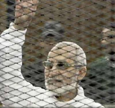 مصر: معروف لبرل رہنما سمیت 230کارکنوں کو عمر قید کی سزا
