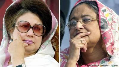 بنگلہ دیش : اپوزیشن کی ہڑتال جاری' مزید چار ہلاک' بس پر حملے کا مقدمہ بھی خالدہ ضیاءکیخلاف درج