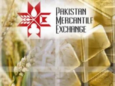 مرکنٹائل ایکسچینج: ایک ارب 86 کروڑ روپے سے زائد کا کاروبار