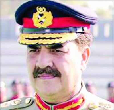 کراچی میں امن کیلئے پولیس کو غیر سیاسی بنایا جائے' تقرر تبادلے ایپکس کمیٹی کرے: آرمی چیف
