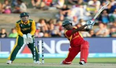زمبابوے بڑی ٹیموں کو ہرادے تو حیرت نہیں ہوگی:اے بی ڈی ویلئیرز