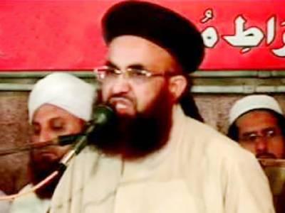 لائوڈ سپیکر ایکٹ کی آڑ میں علما کی گرفتاریاں قابل افسوس ہیں، اشرف آصف جلالی، شاداب رضا