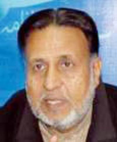 حکومت صرف دعوئوں تک محدود عملی اقدامات زیرو ہیں: محمود الرشید