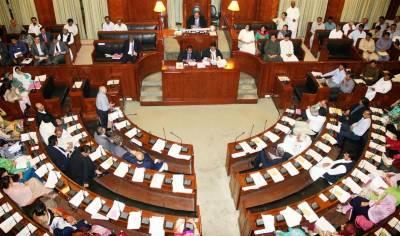سندھ اسمبلی: متحدہ رہنمائوں سے جھڑپ پر پی ٹی آئی ارکان کا واک آئوٹ
