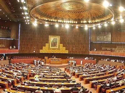 قومی اسمبلی ترقیاتی فنڈز نہ ملنے پر خواتین حکومتی ارکان کا اپوزیشن کیساتھ واک آئوٹ: خواجہ آصف، رانا تنویر کی مخالفت: وزیر خزانہ ، شیخ آفتاب نے حمایت کردی