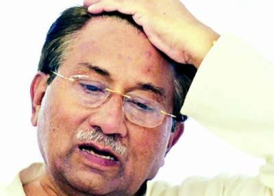 غازی عبدالرشید قتل کیس: مشرف کی نئی میڈیکل رپورٹ عدالت میں پیش