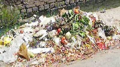تنخواہوں کی عدم ادائیگی: خاکروبوں نے ہفتہ صفائی کا بائیکاٹ کر دیا' مظفر گڑھ میں گندگی کے ڈھیر لگ گئے