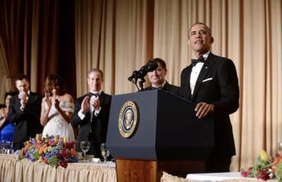 اوباما کا ہالی ووڈ ستاروں کیلئے ڈنر سیاستدان بھی فلموں میں آنے کے خواہاں