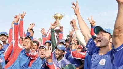 انٹریونیورسٹی بیس بال چیمپئن شپ یونیورسٹی آف سنٹرل پنجاب نے جیت لی