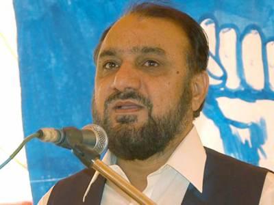 الطاف حسین کو پاکستان لایا جائے: امیر العظیم