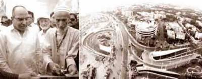 کراچی: بحریہ ٹاﺅن کی نجی لاگت سے تعمیر شدہ فلائی اوور، 3 انڈرپاسز کا افتتاح