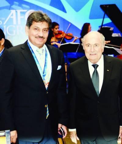 فیصل صالح حیات ایشین فٹبال کنفیڈریشن کی ایگزیکٹو کمیٹی کے ممبر منتخب