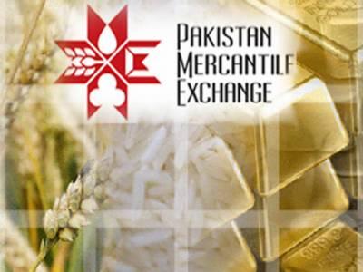 مرکنٹائل ایکسچینج میں 2 ارب 3 کروڑ 10 لاکھ روپے کا کاروبار