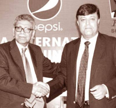 پیپسی کولا کا پاکستان بھر میں کے ایف سی کو مشروبات کی فراہمی کے لئے معاہدے پردستخط