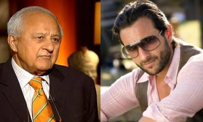 کرکٹ بورڈ کے چیئرمین شہریار خان بھارتی فلم سٹار سیف علی خان کے چچا ہیں