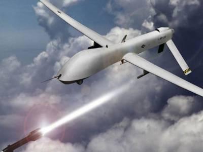 شمالی وزیرستان میں پھر ڈرون حملہ' 6 دہشت گرد ہلاک' 2 زخمی