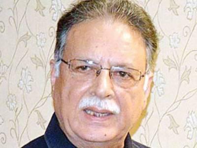 پرویز رشید کو نقل و حرکت محدود کرنے کی ہدایت: بیان سے دل آزاری ہوئی تو معافی مانگتا ہوں: وزیر اطلاعات