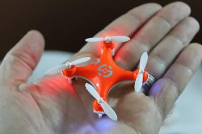 سائنس دانوں نے دنیا کا چھوٹا ترین ڈرون تیارکر لیا