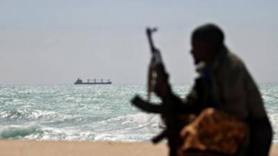 صومالی قزاقوں نے ایرانی بحری جہاز کو اغواء کرلیا