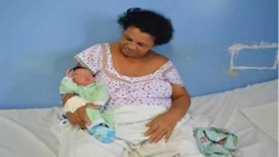برازیل: 51 سالہ خاتون 21 ویں بچے کی ماں بن گئی