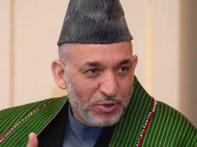 پاکستان افغانستان میں دہشت گردی کو ہوا دے رہا ہے: کرزئی کا الزام