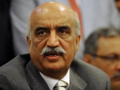 حکومت گلگت بلتستان اور خیبر پی کے کیلئے سبسڈی بحال کرے: خورشید شاہ