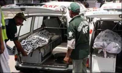 کراچی: سب انسپکٹر، آڈٹ افسر قتل، 4 دہشت گرد مقابلے میں ہلاک